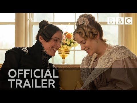 Gentleman Jack: OFFICIAL TRAILER - BBC