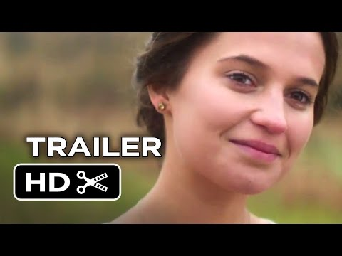 Testament Of Youth Official Trailer #2 (2015) - Kit Harington, Hayley Atwell War Movie HD
