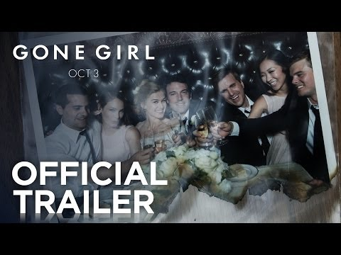 Gone Girl   Official Trailer [HD]   20th Century FOX