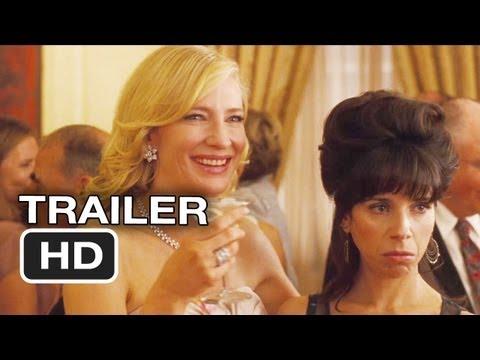 Blue Jasmine Official Trailer #1 (2013) - Woody Allen Movie HD