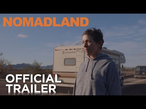 NOMADLAND   Official Trailer   Searchlight Pictures