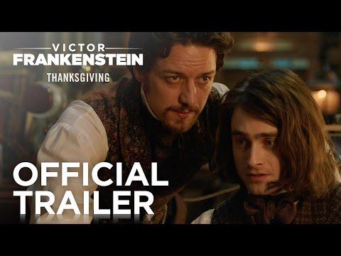 Victor Frankenstein | Official Trailer [HD] | 20th Century FOX