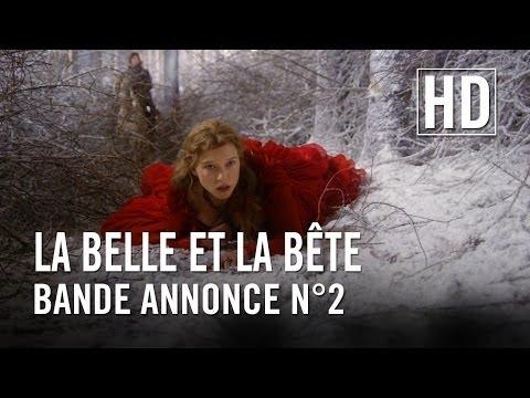 La Belle et la Bête - Bande-annonce officielle n°2