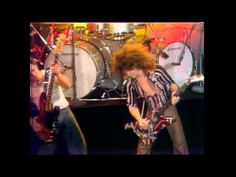Van Halen - Runnin' With The Devil (Official Music Video)