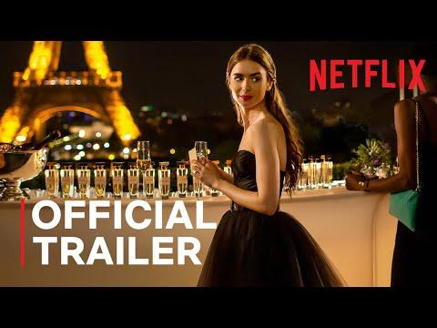 Emily in Paris | Official Trailer | Netflix