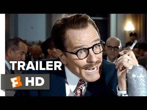 Trumbo Official Trailer #1 (2015) - Bryan Cranston, Diane Lane, Helen Mirren Biopic HD