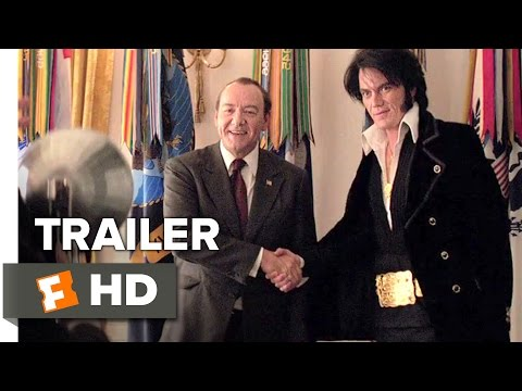 Elvis & Nixon Official Trailer #1 (2016) - Michael Shannon, Kevin Spacey Movie HD