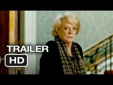 Quartet Official Trailer #1 (2012) - Dustin Hoffman Movie HD