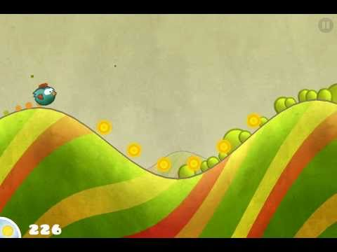 Tiny Wings - Official Gameplay Trailer