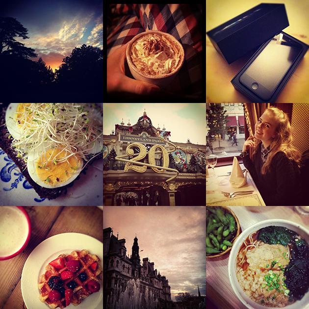 Instagram Novembre 2012