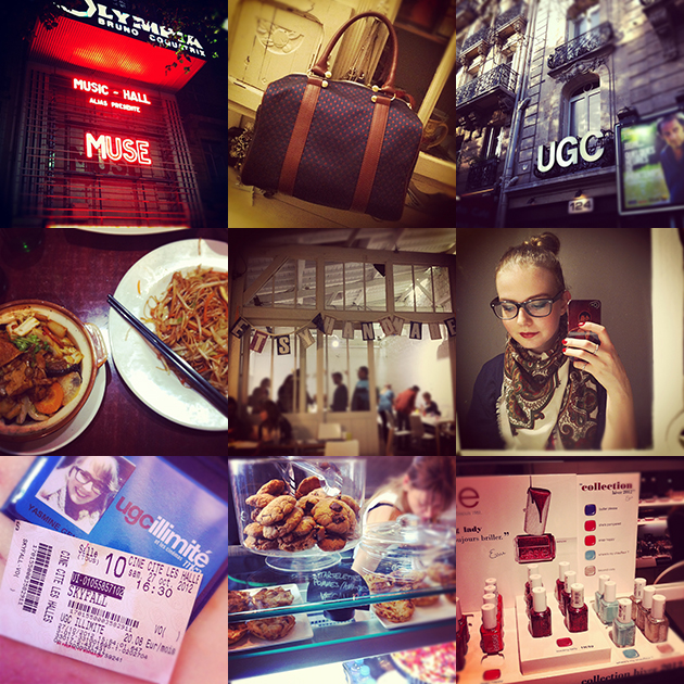 Instagram Octobre