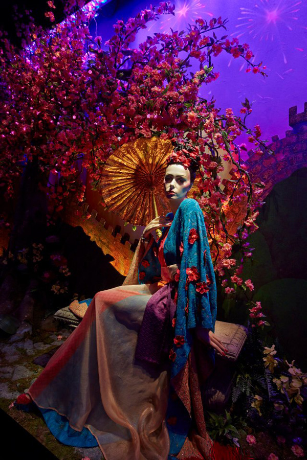 Mulan by Missoni