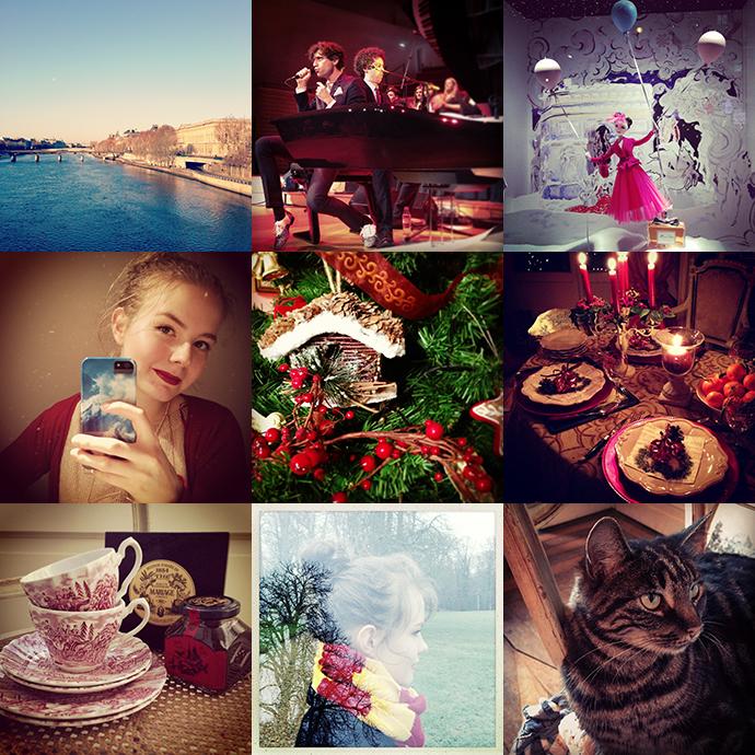 Instagram - Décembre 2012