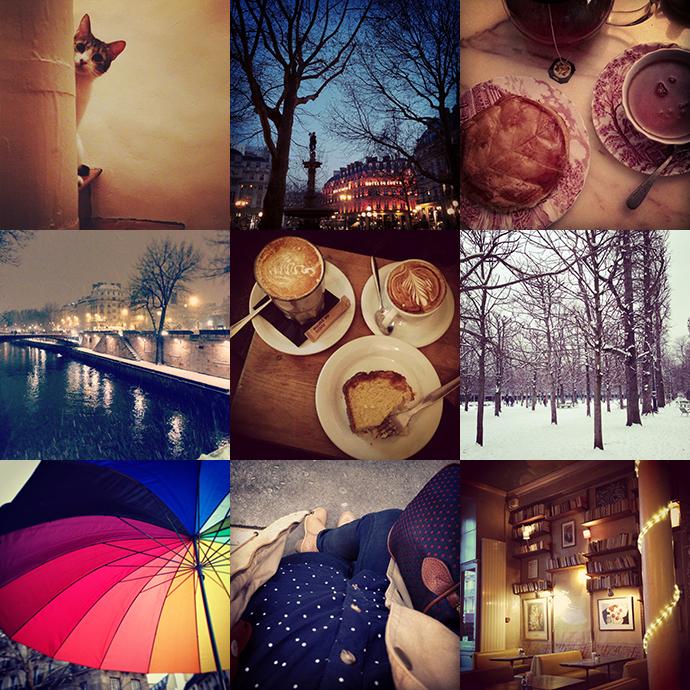 Instagram Janvier 2013