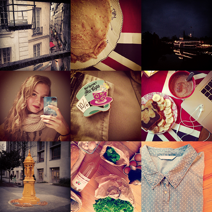 Instagrams Février 2013