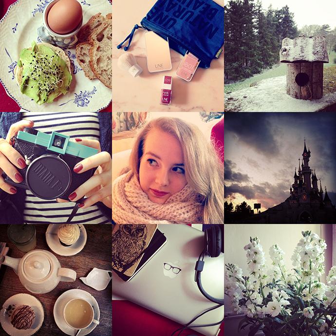 Instagram Mars 2013