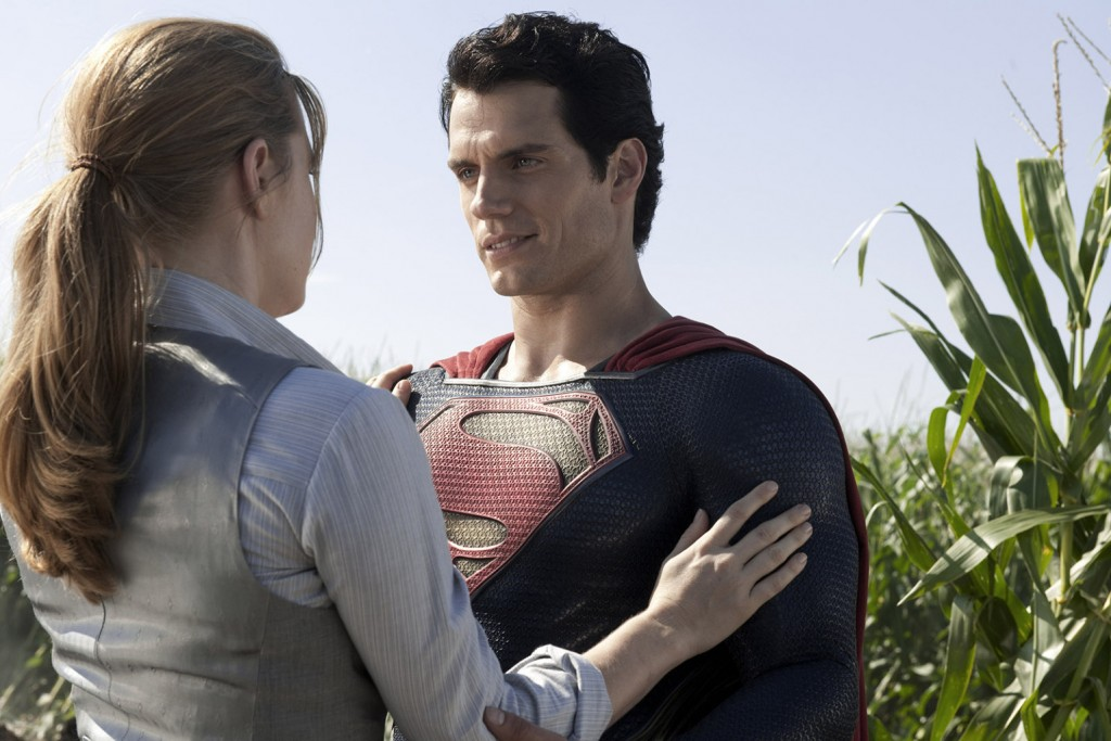 Henry Cavill & Amy Adams