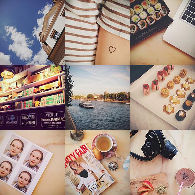 Instagram Juin 2013