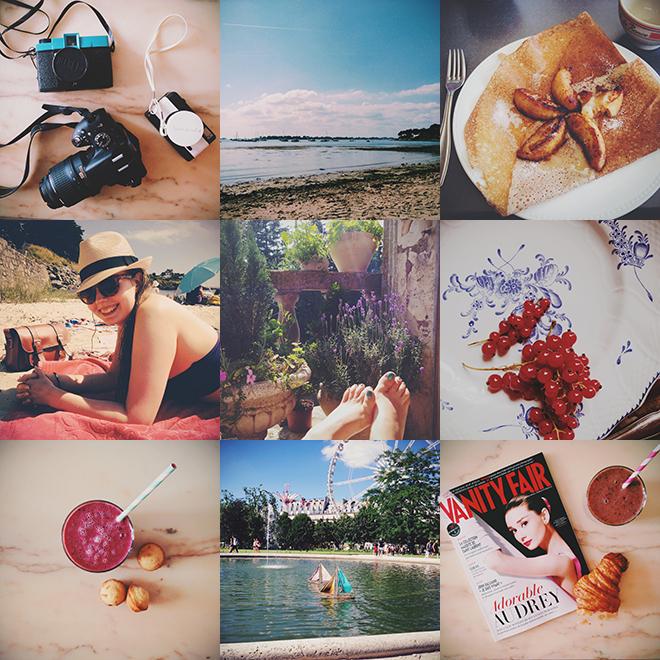 Instagrams Juillet 2013