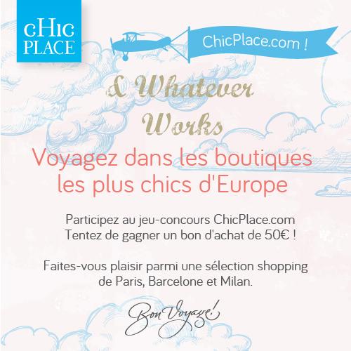 Concours ChicPlace.com