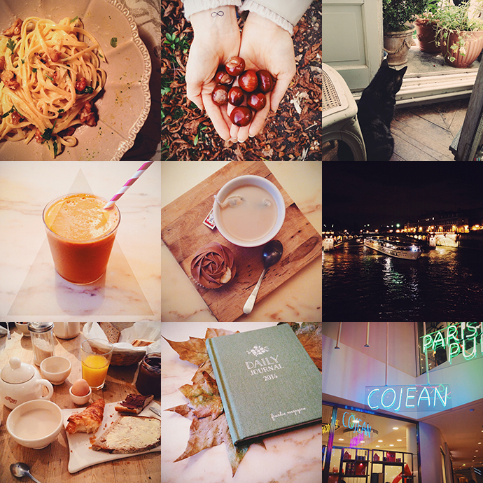 Instagram Octobre 2013