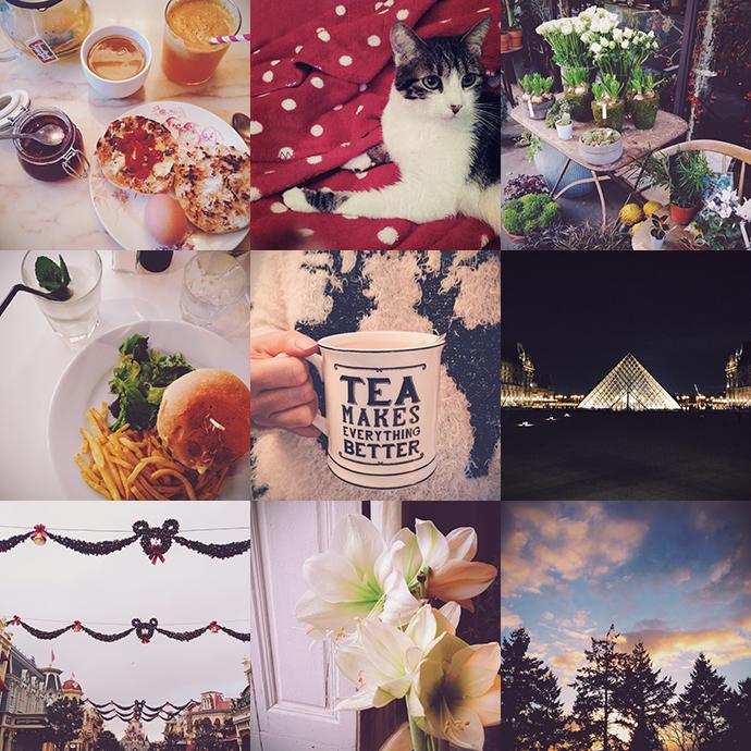 Instagram Décembre 2013