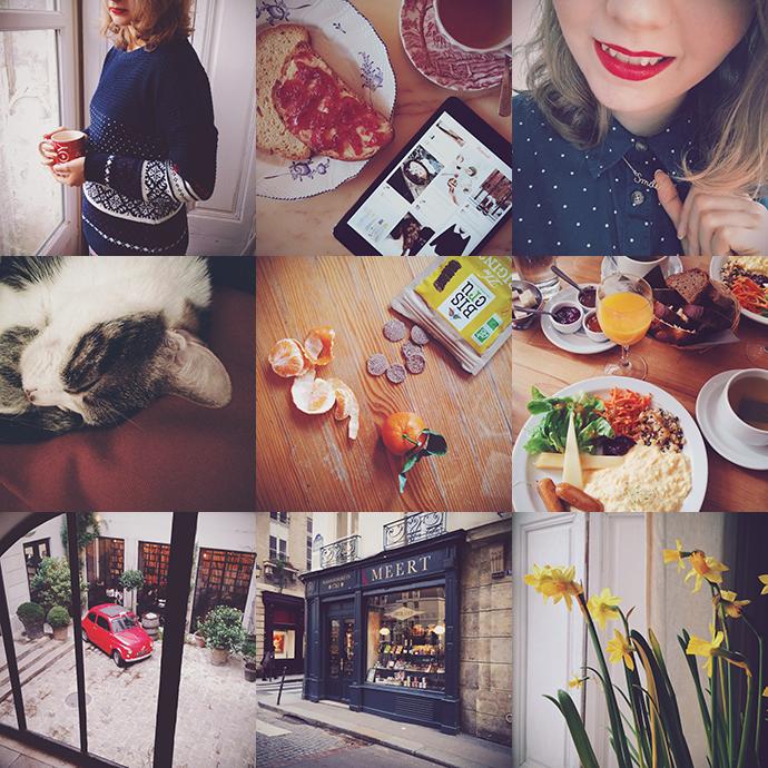 Instagram Janvier 2014