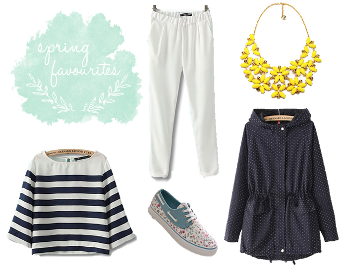 Persun Mall spring favourites