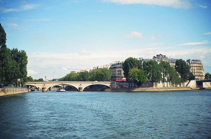 Paris je t'aime en vert