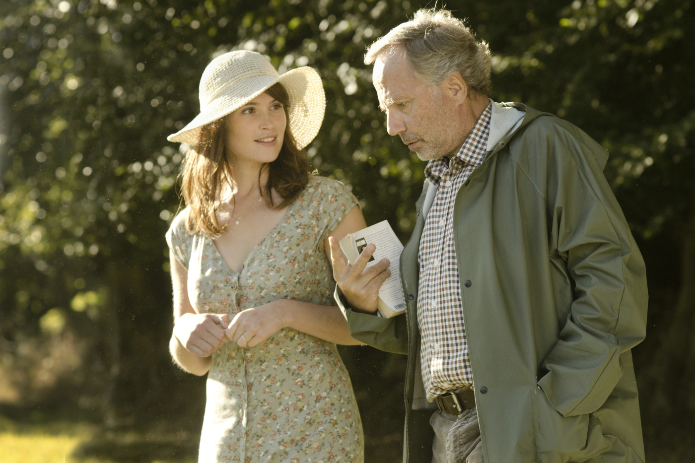 Gemma Bovery // Le film