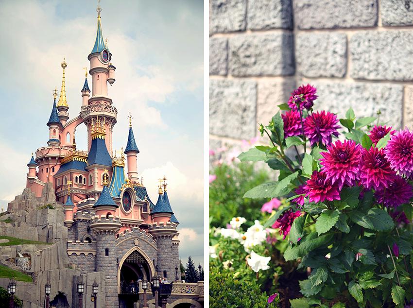 Disneyland // Château de la Belle au Bois Dormant