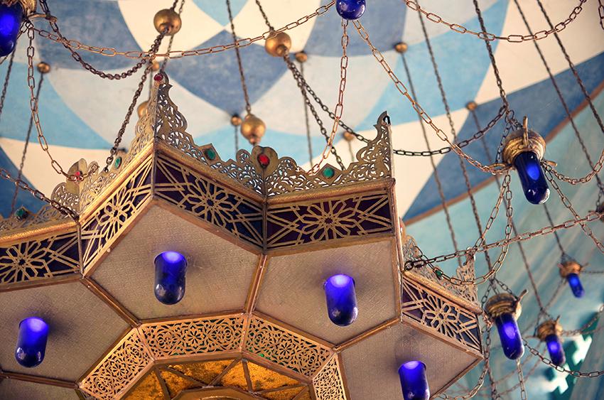 Disneyland // Passage d'Aladdin