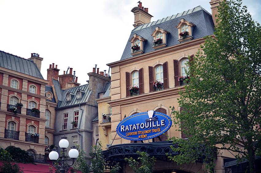 Disneyland // Ratatouille