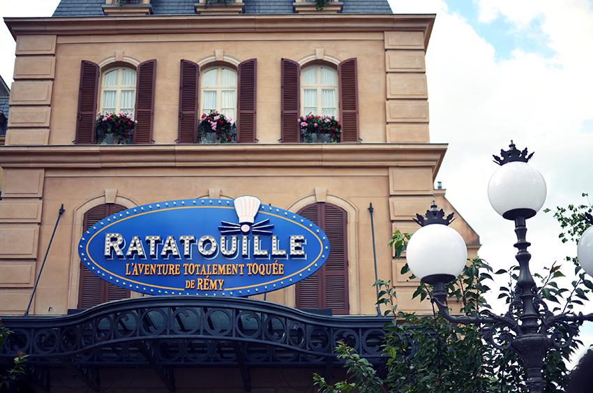 Ratatouille, l'Aventure totalement toquée de Remy