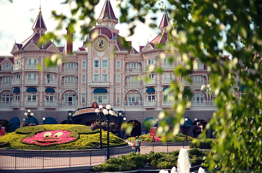 Disneyland // Hôtel Disneyland