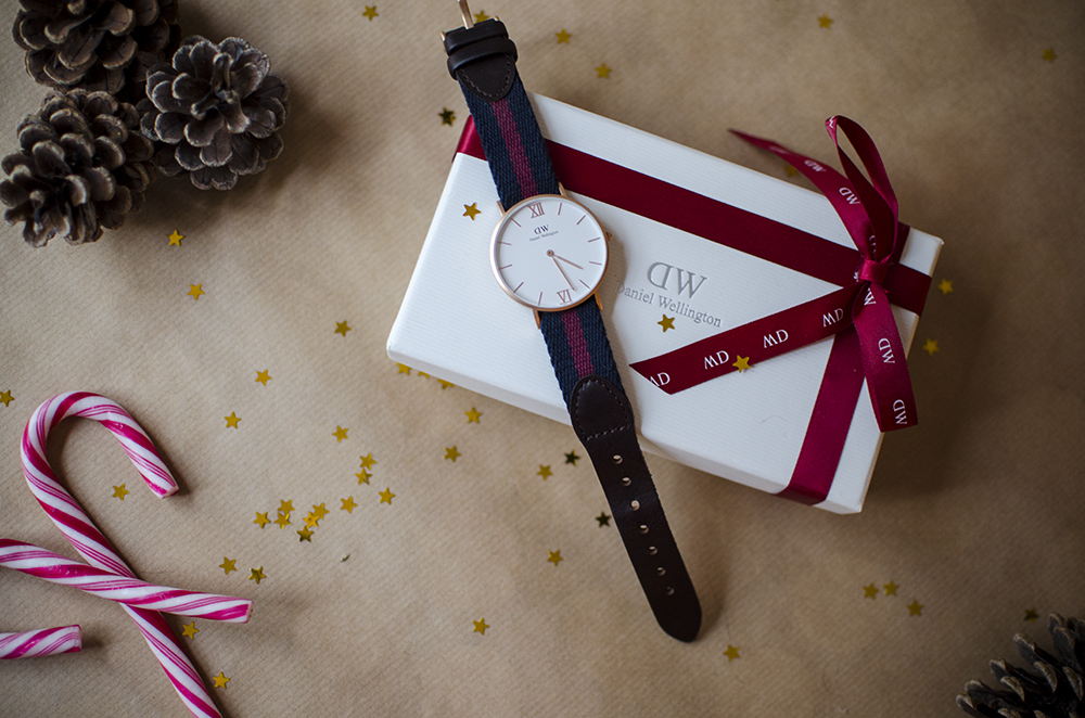 Les Jolies Choses - Daniel Wellington