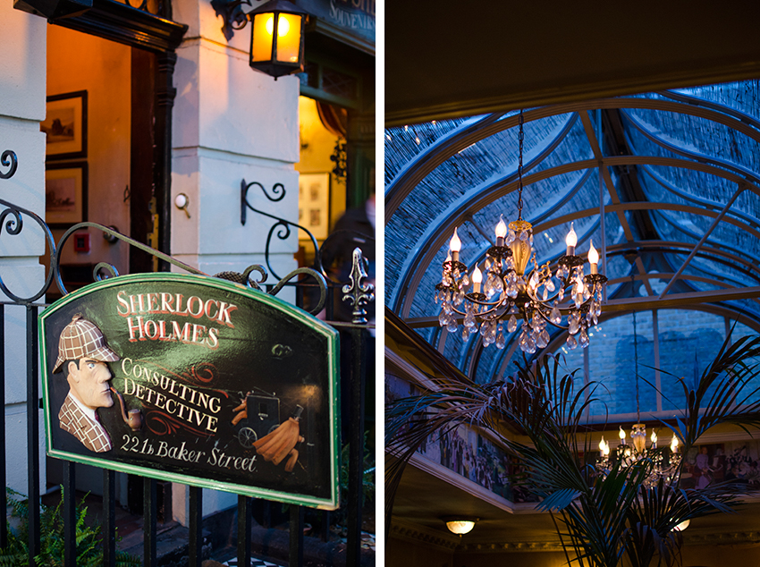 London - Sherlock Holmes Museum