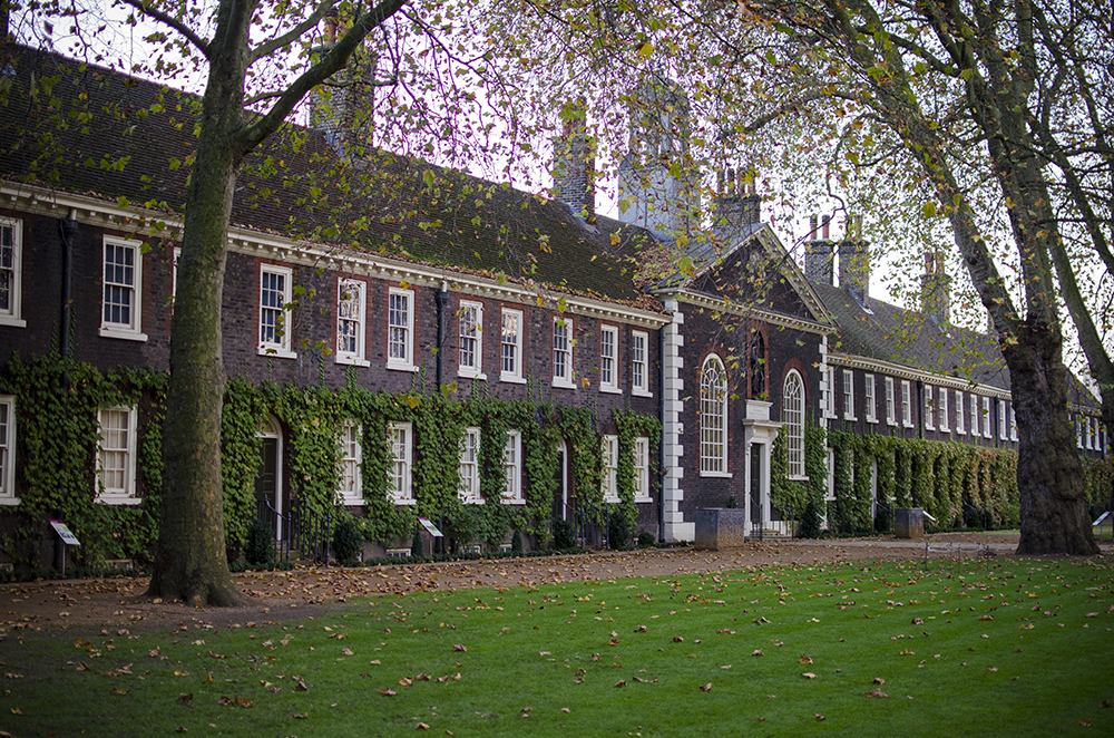 London - Geffrye Museum