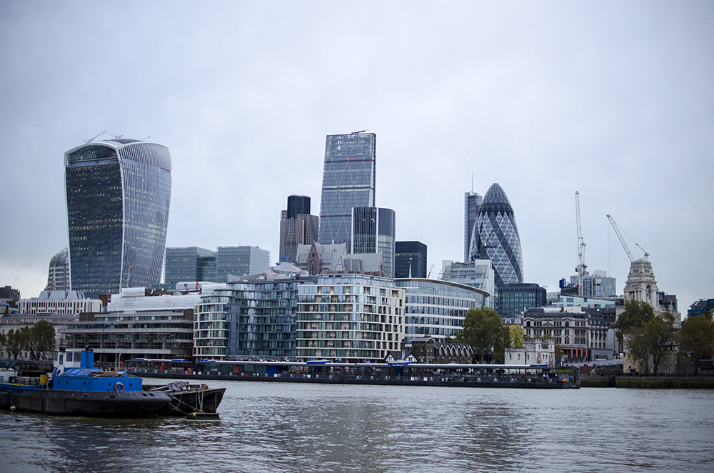 London - La City