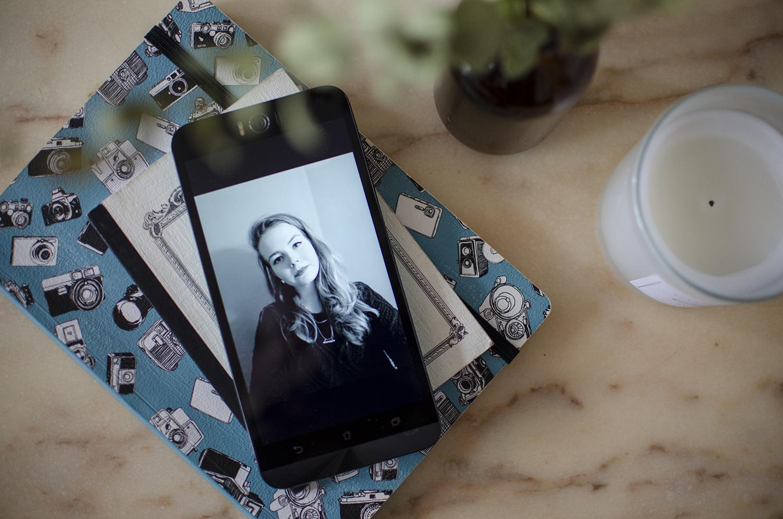 Les Jolies Choses - Asus ZenFone Selfie
