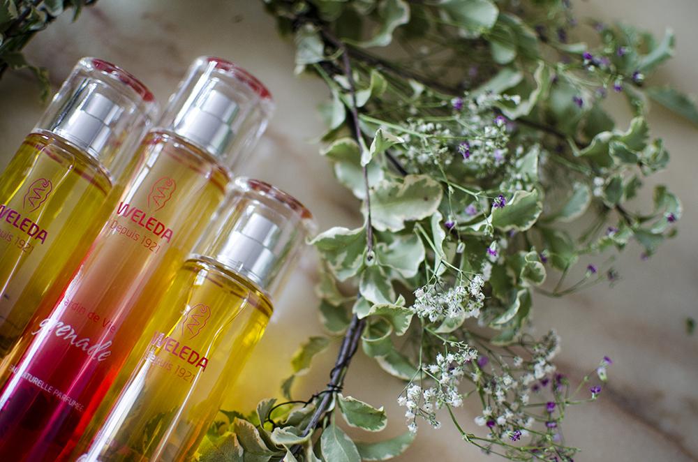 Les Jolies Choses - Weleda, Eaux Naturelles Parfumées