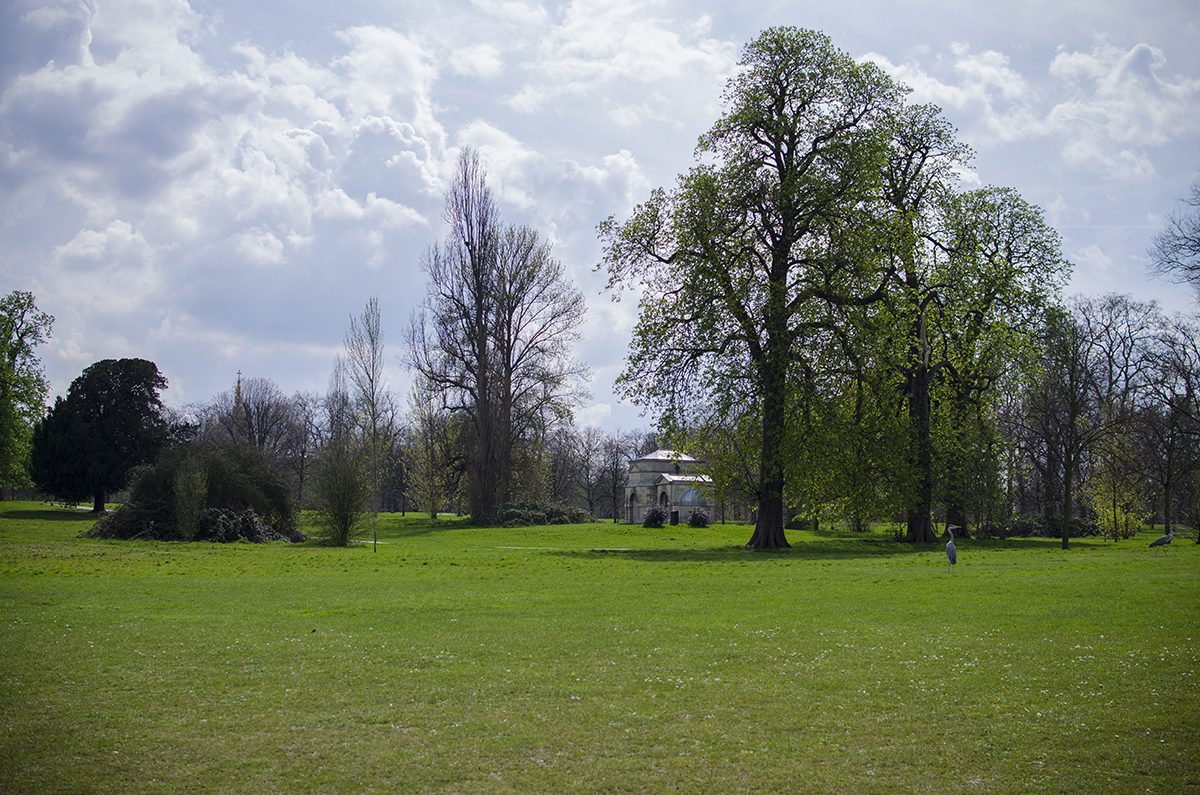 Un Week-end à Londres - Kensington Gardens + Hyde Park - Whatever Works