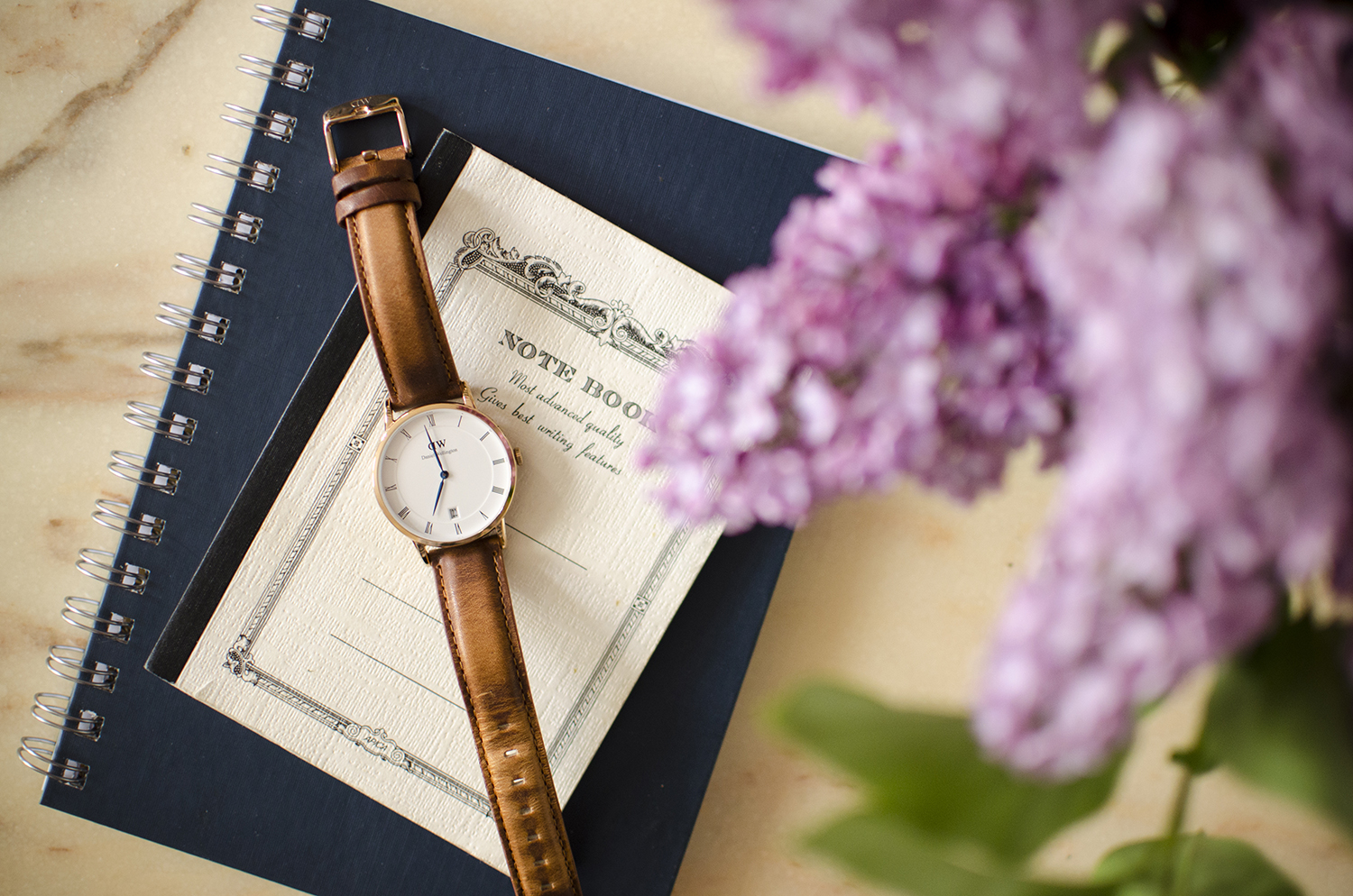 Les Jolies Choses #13 - Daniel Wellington - Whatever Works
