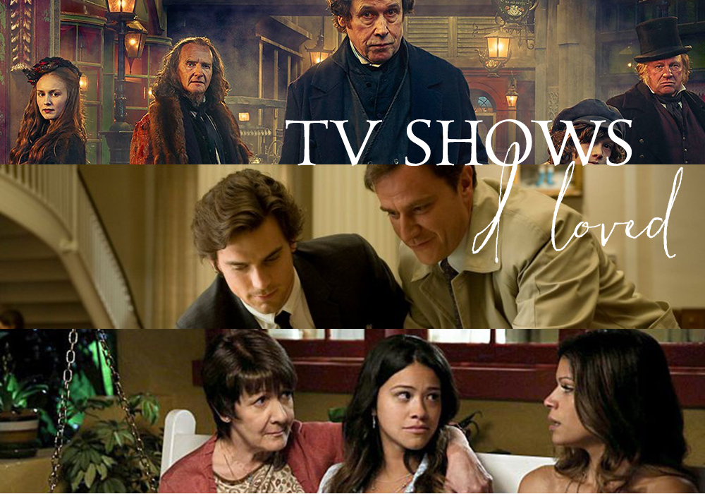 TV Shows I Loved