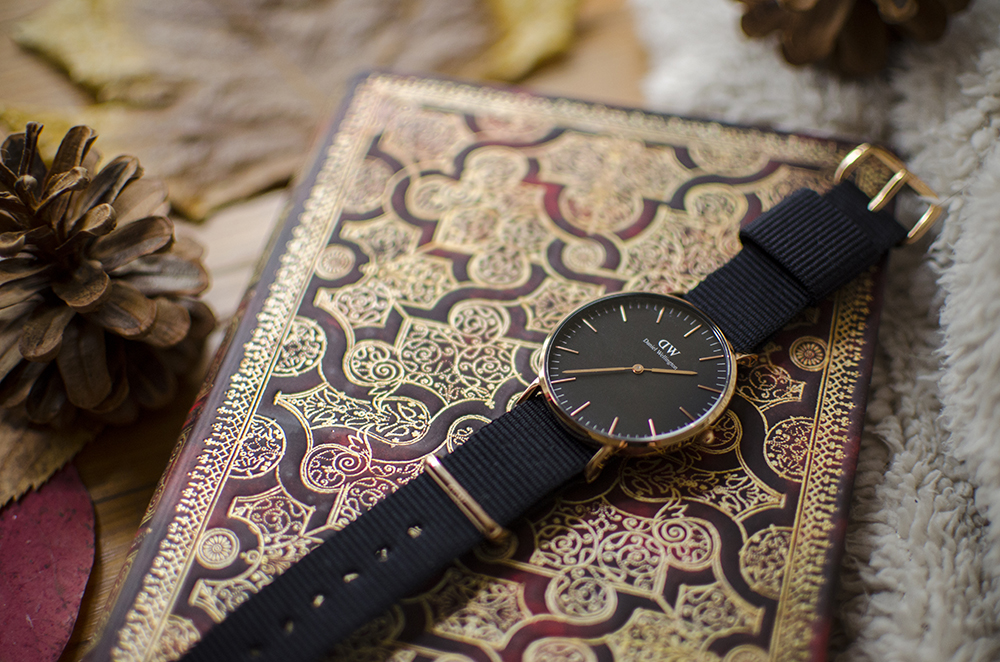 Les Jolies Choses #17 - Daniel Wellington