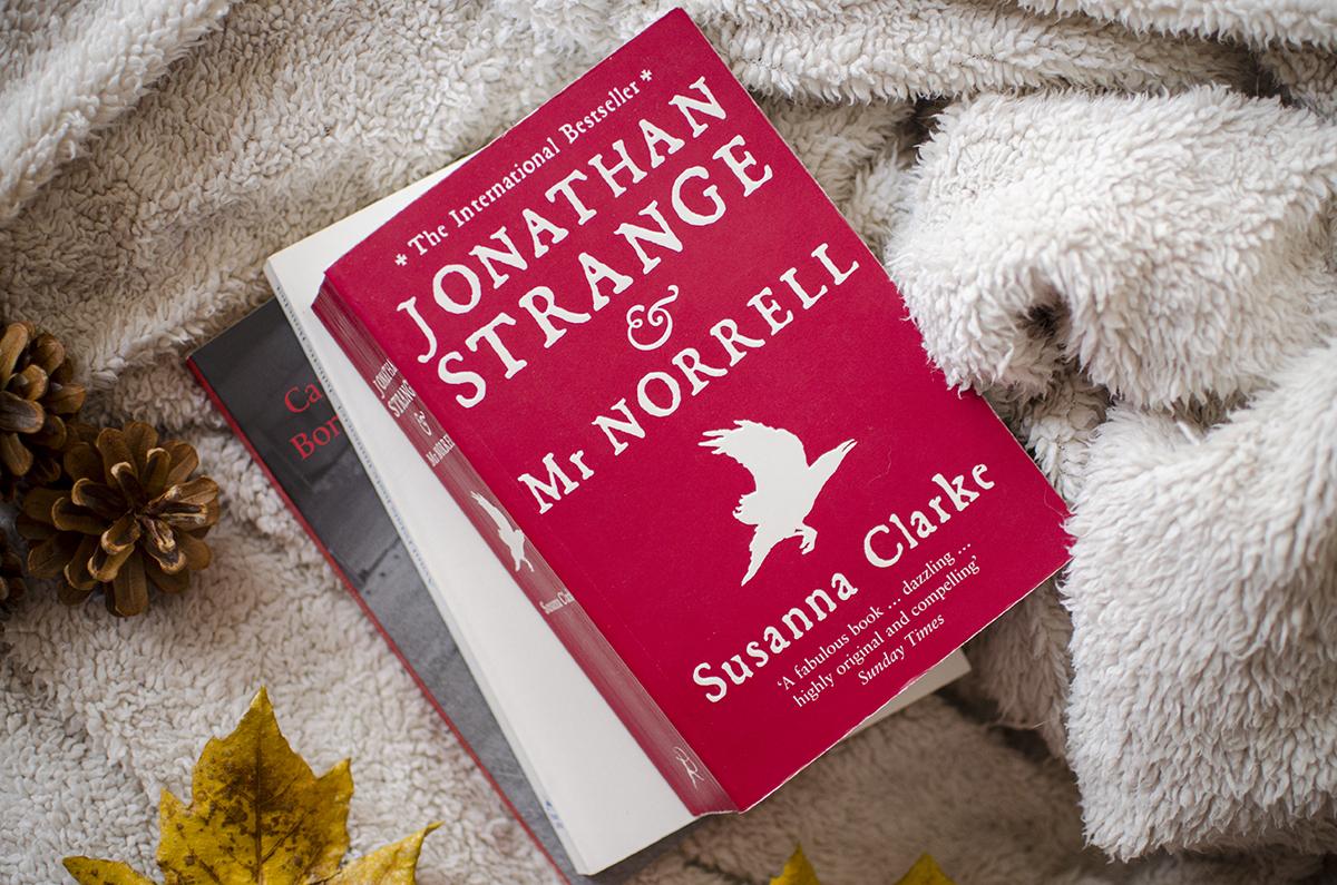 Mes Dernières Lectures #8 - Jonathan Strange & Mr Norrell