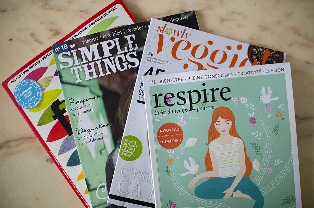 Les Jolies Choses #18 - Magazines inspirants