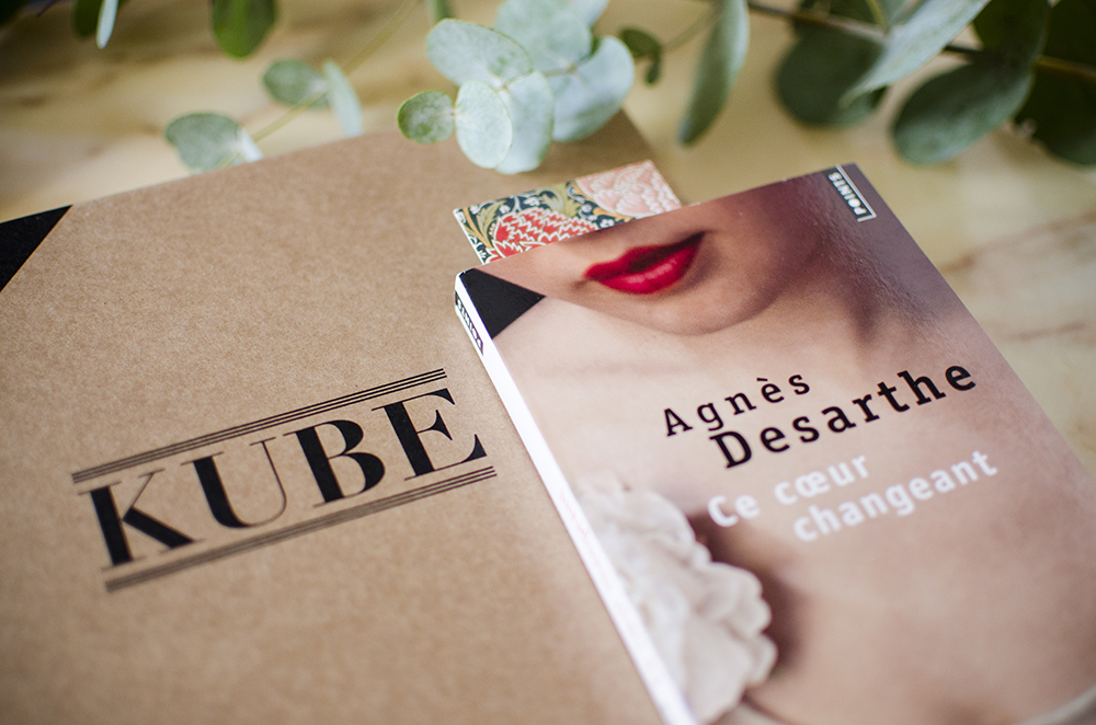 Les Jolies Choses #18 - La box Kube